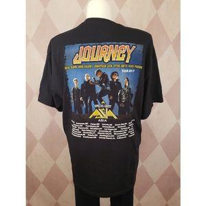 Shirts - Journey Concert T-Shirt